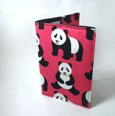 Panda Passport Cover