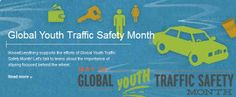 May is Global Youth Traffic Safety Month!  Use the month as a conversation starter with your teen on safe decisions behind the wheel, IKnowEverything can help!