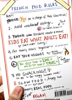 French Kids Eat Everything ~ book about a family's move to France and embracing a new way to approach food and mealtime as a family...looks good!