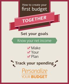 The first step to financial bliss after your wedding is to create your first budget together. Watch this #BetterMoneyHabits video to learn how to stay on track and start growing your nest egg.