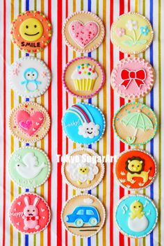 icing cookies for kids