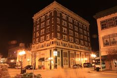 Stratford Hotel Alton IL