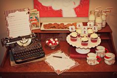 Letters to Santa party.