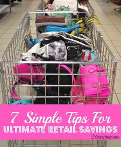 7 Simple Tips For Ultimate Retail Savings #CouponCommunity #ExtremeCouponing  http://www.stockpilingmoms.com/2014/08/7-simple-tips-for-ultimate-retail-savings/?utm_campaign=coschedule&utm_source=pinterest&utm_medium=Stockpiling%20Moms%20(Coupons%20and%20Saving%20Money)&utm_content=7%20Simple%20Tips%20For%20Ultimate%20Retail%20Savings