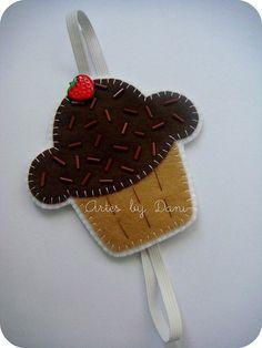 Marcador de páginas cupcake | Flickr – Compartilhamento de fotos!