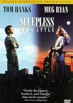 Tom Hanks and Meg Ryan in Sleepless In Seattle