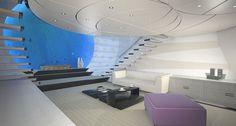 Cool Concept: U-010 Undersea Yacht