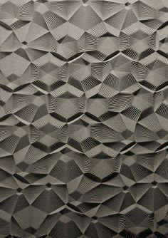 Surface pattern. Elijah Porter