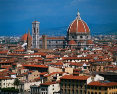 Florence, Italy - I've been there, but would love to go again!!