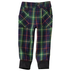 Harajuku Mini for Target Infant Boys Plaid Pant. Bought him these. Couldn't resist.