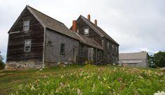 Christina's Barn (from the Wyeth painting) christina barn