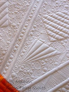 quilted by Judi Madsen - love it