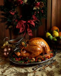 Get that Turkey delicious by deep frying it with a quality deep fryer.