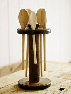 bobbin spoon holder