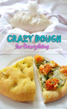 Crazy Dough for Everything
