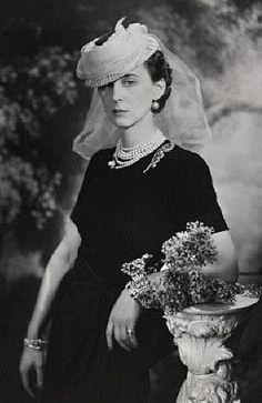 Princess Marina, Duchess of Kent and wife of Prince George
