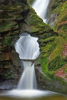 Nature's Fantasy Creations -St Nectans Glen - UK