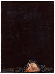 2011, oil on wood, 40 x 30 cm