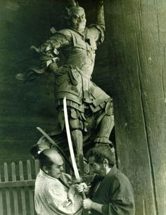 "Do filme ""Throne of Blood"" (1957, dir. Akira Kurosawa)"