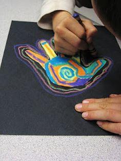 Aboriginal Hands