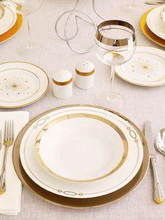 Let It Shine: Hanukkah Table-Setting