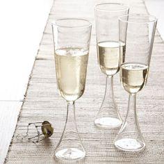 champagn flute, stem, champagne flutes