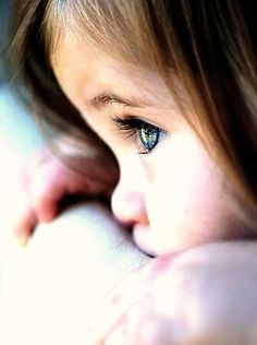 *A child's beauty and innocence...