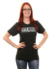 Let's Make Mistakes Together Philip DeFranco shirt, OMG I WANT THIS!!