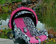 baby car seat protectors patterns | Chicco Infant Car Seat Cover Pattern