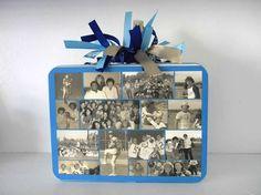 Another Custom Reunion Lunch box Centerpiece