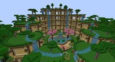 Great garden idea #botcraft_net #minecraft #botcraft