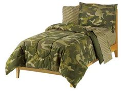 Get your Geo Camo Mini Bed In A Bag Sets right now at leading online bedding retailer, Domestic Bin at www.domesticbin.com.