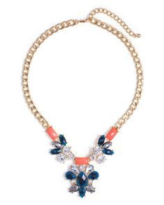 The Grand Fetes Necklace by JewelMint.com, $29.99  enter PROMO CODE JMFIRST8 first piece only $8.99