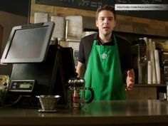 Why do Starbucks baristas get names wrong? Comic reveals in viral video