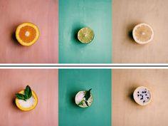 Fruit Rind Air Fresheners