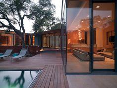 Cascading Creek House by Bercy Chen Studio ~ amazing!