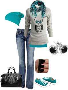 """Fall Coffee Date"" by wildflower924 on Polyvore"