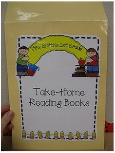Take-home reading books
