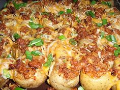 Chorizo Stuffed Potato Poppers