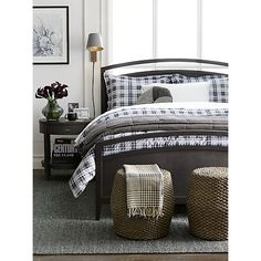 Right Side of the Bed by Crate and Barrel on Pinterest 135 Pins