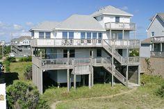 AVON Vacation Rentals | Wynn-Ward - Oceanfront Outer Banks Rental | 4 - Hatteras Rental