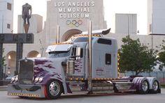 whata sleeper, big truck, big rig, bigrig, custom big, custom semi, summer outfits, hot rig, semi truck