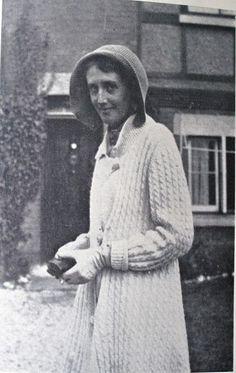 Virginia Woolf en su...