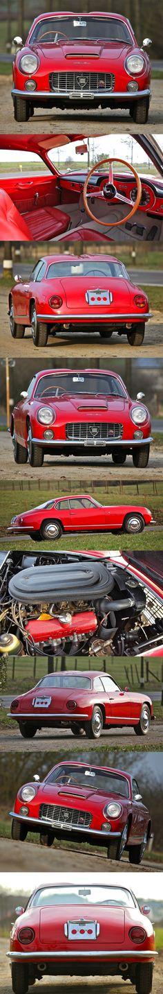 Zagato - Lancia Flaminia  Serie 1