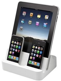 The Photofast iPod Dock - awesome for those of you with multiple lightning devices!