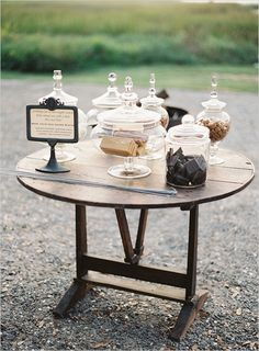 s'mores bar by ooh events!