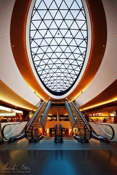 architectur, schweiz, sihlciti einkaufszentrum, des sihlciti, zürich