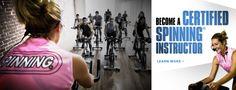 Wanna teach spin. Wanna get certified. #FitFluential #fitnessbucketlist