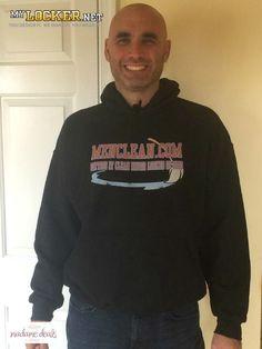 Need some custom apparel? I made this custom sweatshirt from MyLocker.net #MC #sponsored #MyLocker