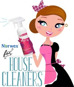 Norwex for House Cle
